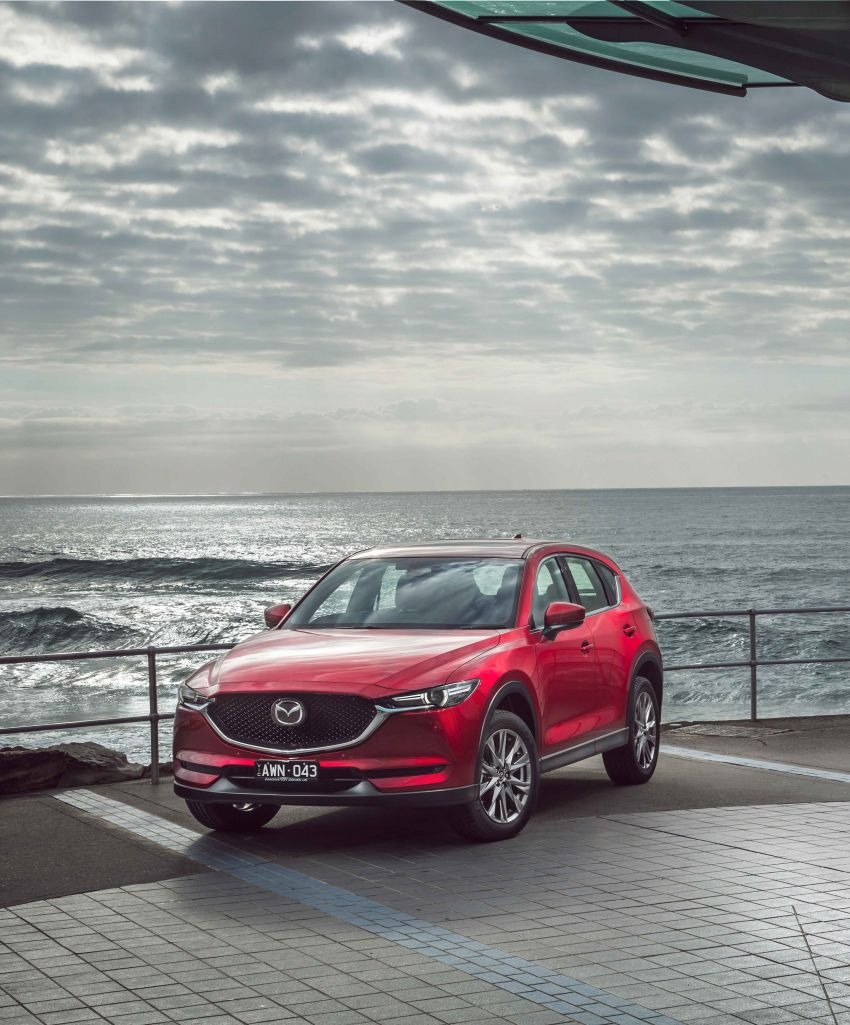 2019 Mazda CX-5 – turbo for Australia from RM143k Image #893997