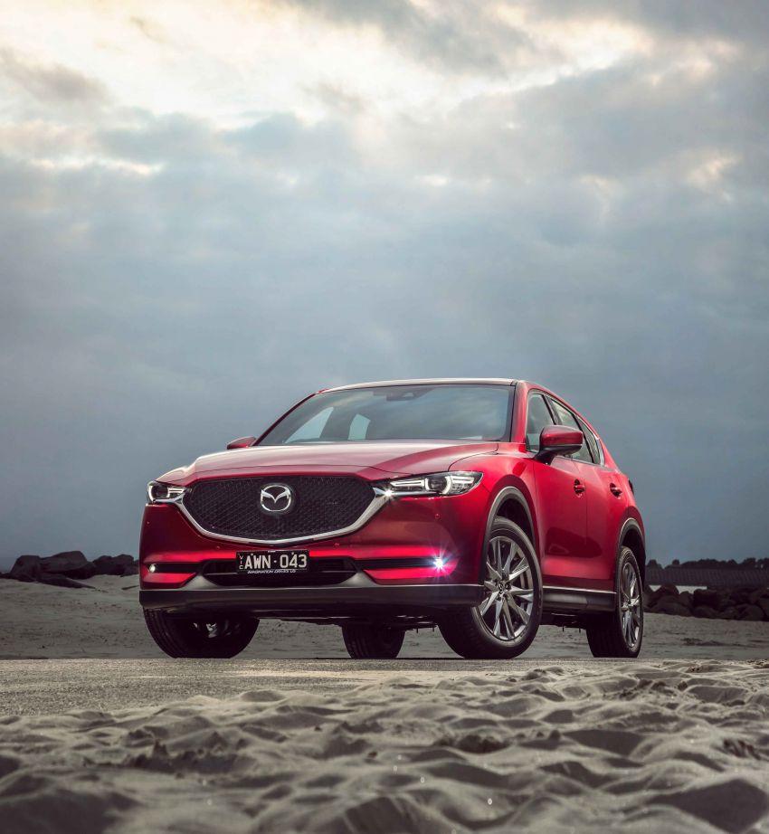 2019 Mazda CX-5 – turbo for Australia from RM143k Image #894002