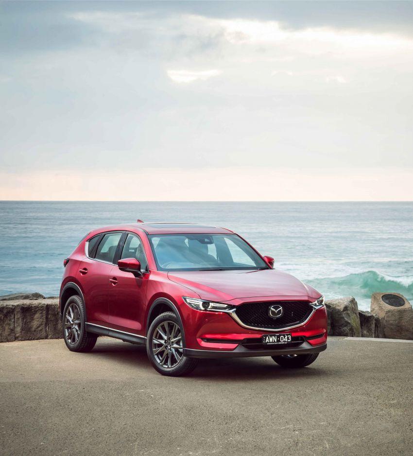 2019 Mazda CX-5 – turbo for Australia from RM143k Image #894005