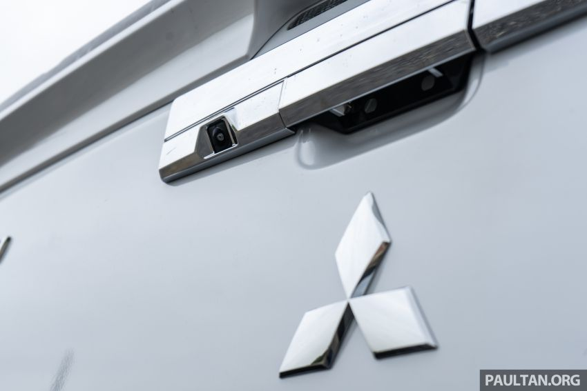 2019 Mitsubishi Triton facelift debuts in Thailand – updated design, new six-speed auto, improved safety Image #887228