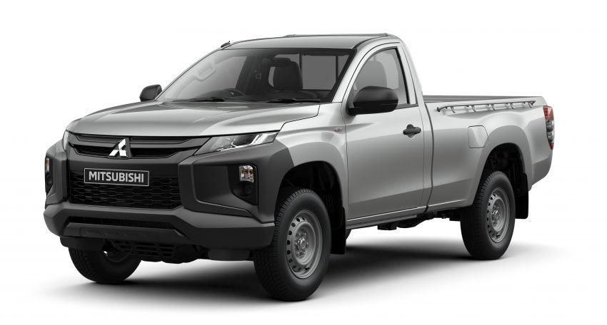 2019 Mitsubishi Triton facelift debuts in Thailand – updated design, new six-speed auto, improved safety Image #886609