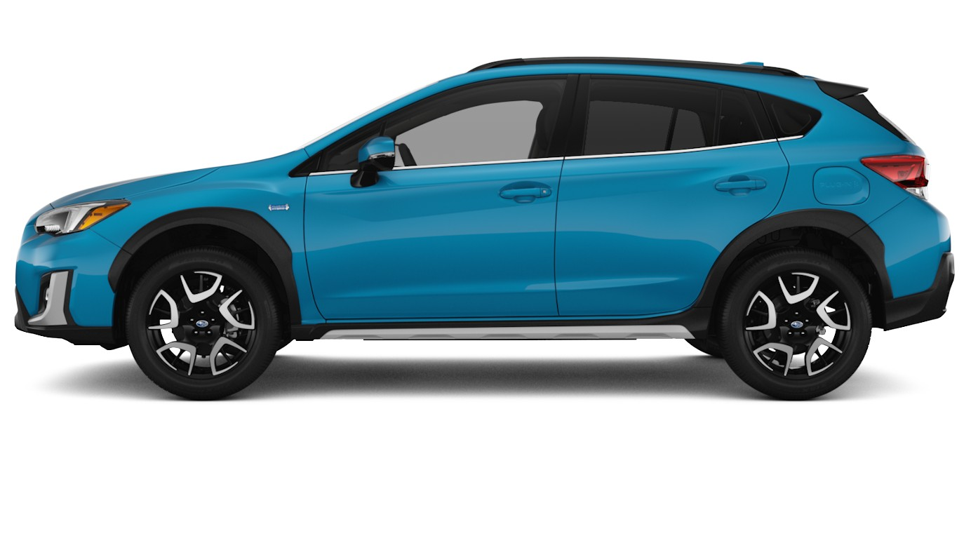 2019 Subaru Xv Crosstrek Hybrid Officially Revealed Brand S First Plug In Model