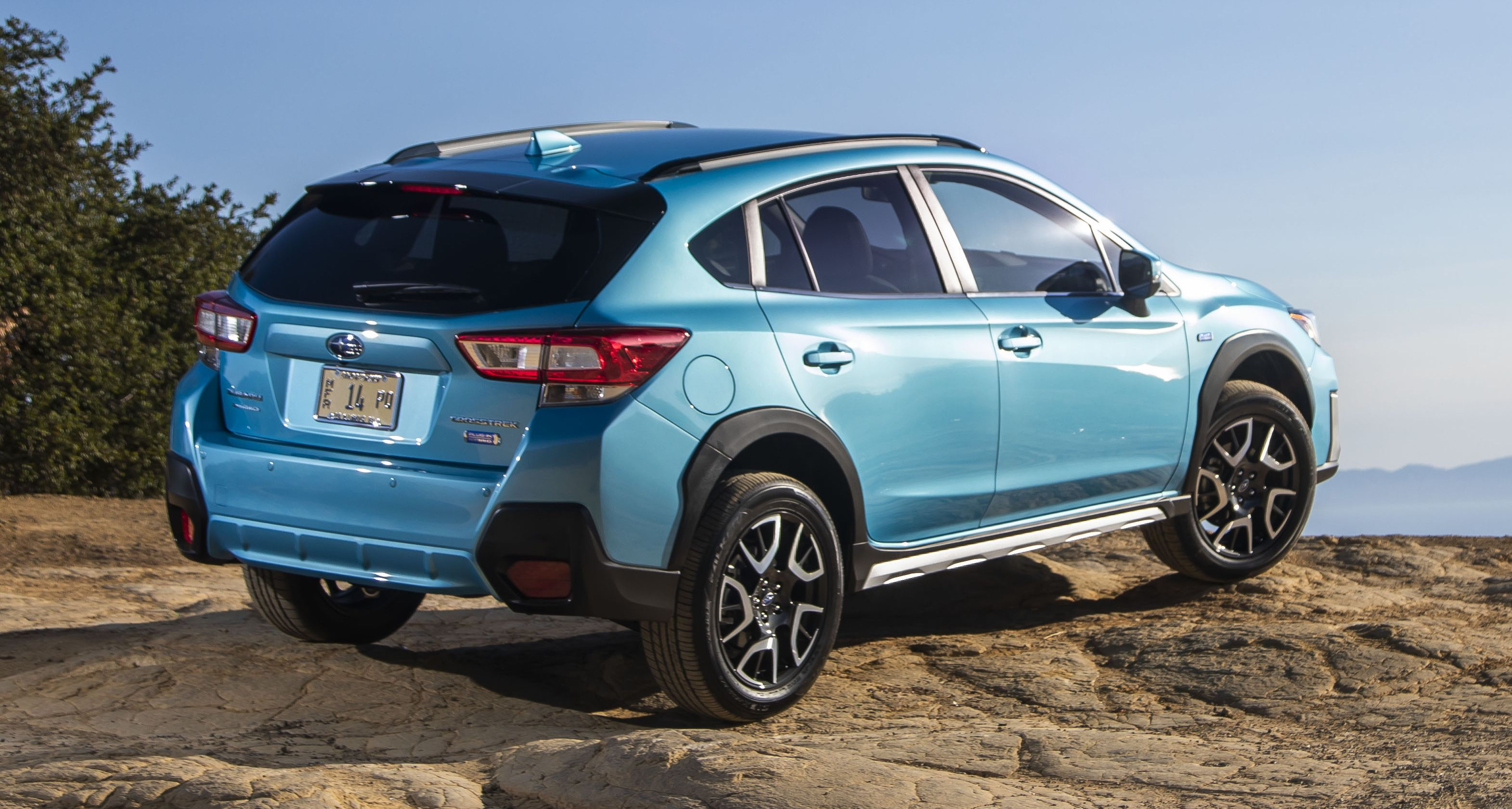 2019 Subaru Xv Crosstrek Hybrid Officially Revealed Brand S First Plug In Model