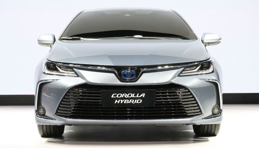 2019 Toyota Corolla sedan – 12th-gen makes its debut Image #889520