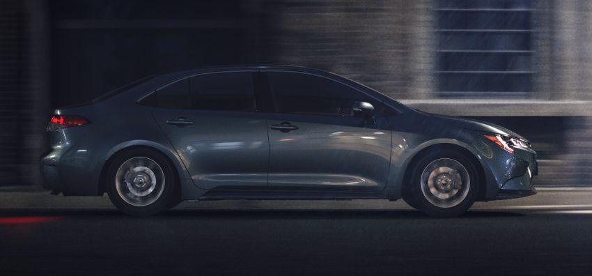 2019 Toyota Corolla sedan – 12th-gen makes its debut Image #889508