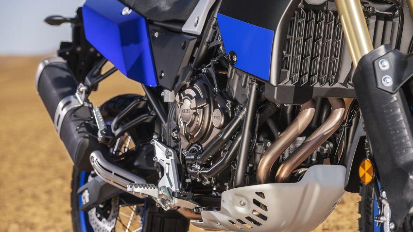 2018 EICMA: 2019 Yamaha Tenere XTZ700 revealed Image #885012