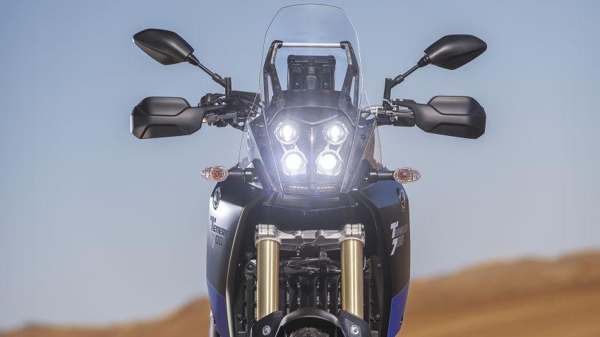 2018 EICMA: 2019 Yamaha Tenere XTZ700 revealed Image #885014