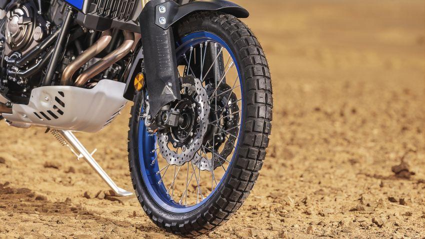 2018 EICMA: 2019 Yamaha Tenere XTZ700 revealed Image #885018