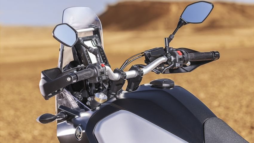 2018 EICMA: 2019 Yamaha Tenere XTZ700 revealed Image #885019