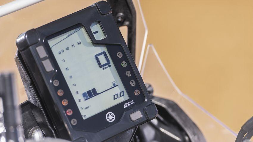 2018 EICMA: 2019 Yamaha Tenere XTZ700 revealed Image #885020