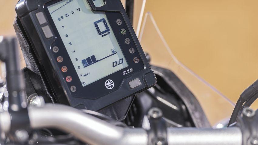 2018 EICMA: 2019 Yamaha Tenere XTZ700 revealed Image #885021