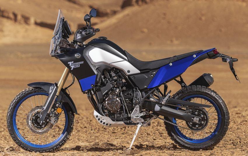 2018 EICMA: 2019 Yamaha Tenere XTZ700 revealed Image #885024