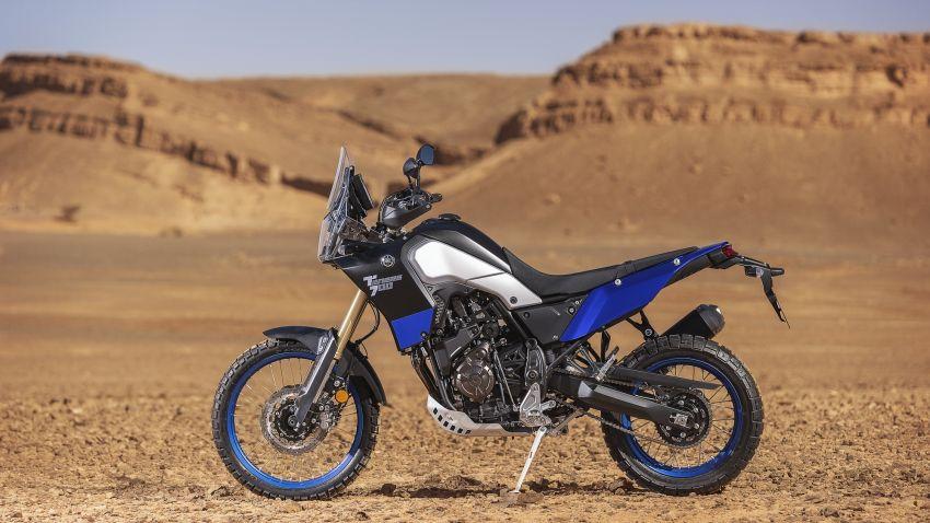 2018 EICMA: 2019 Yamaha Tenere XTZ700 revealed Image #885025