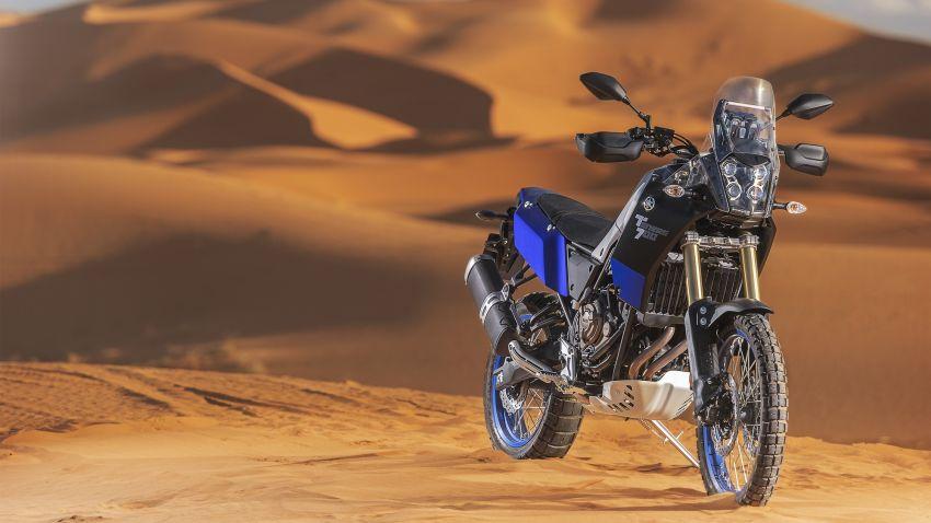 2018 EICMA: 2019 Yamaha Tenere XTZ700 revealed Image #885027