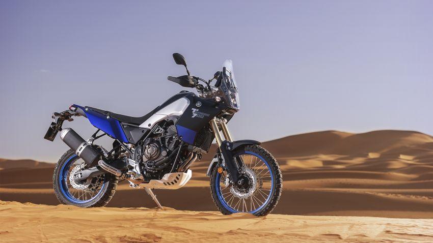 2018 EICMA: 2019 Yamaha Tenere XTZ700 revealed Image #885029