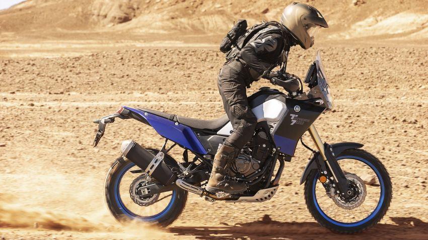 2018 EICMA: 2019 Yamaha Tenere XTZ700 revealed Image #885006