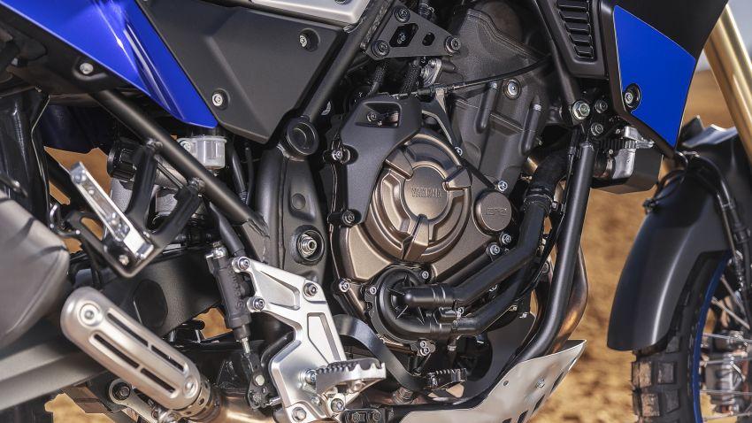 2018 EICMA: 2019 Yamaha Tenere XTZ700 revealed Image #885011