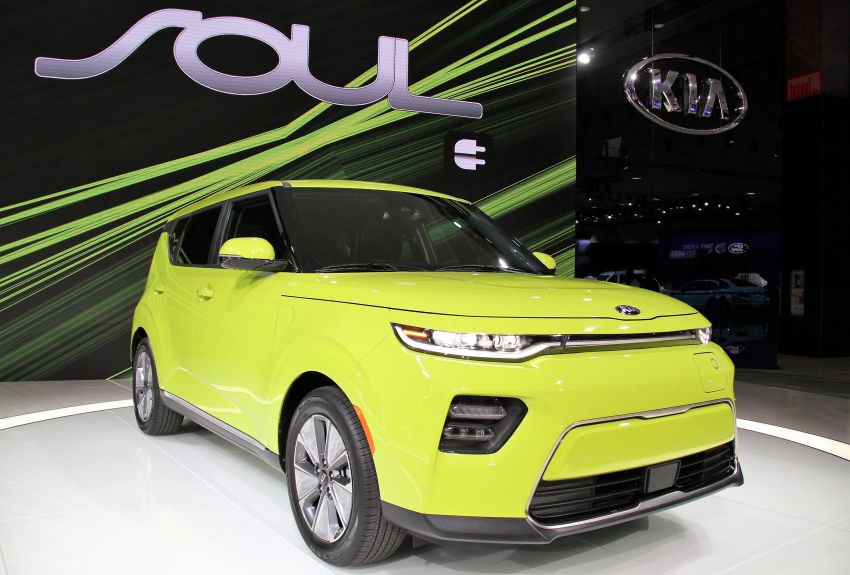 2020 Kia Soul debuts with 201 hp turbo and EV models Image #896718
