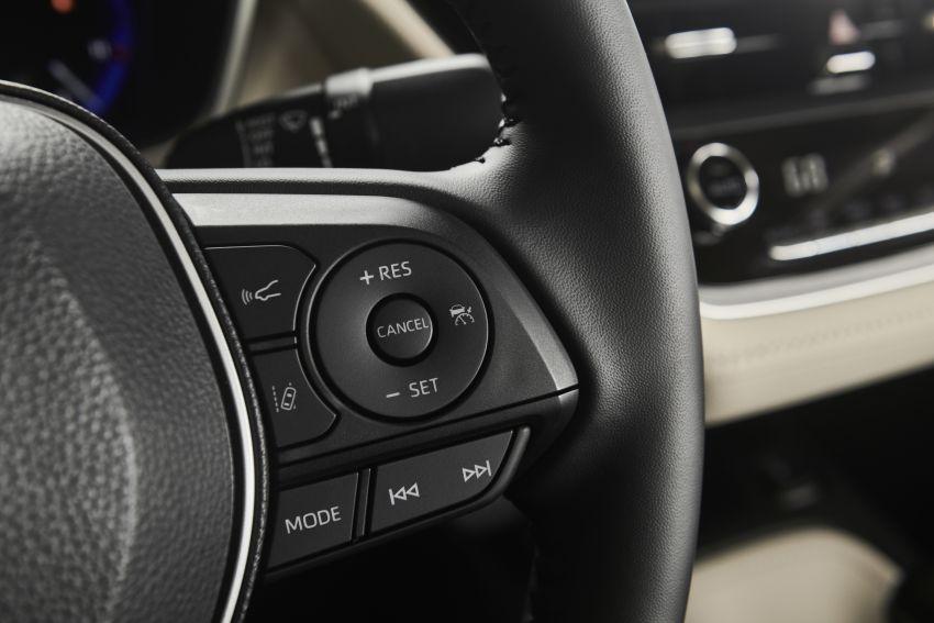 2019 Toyota Corolla sedan – 12th-gen makes its debut Image #889599
