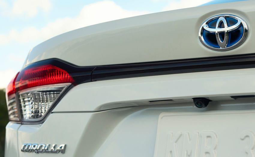 2019 Toyota Corolla sedan – 12th-gen makes its debut Image #889578