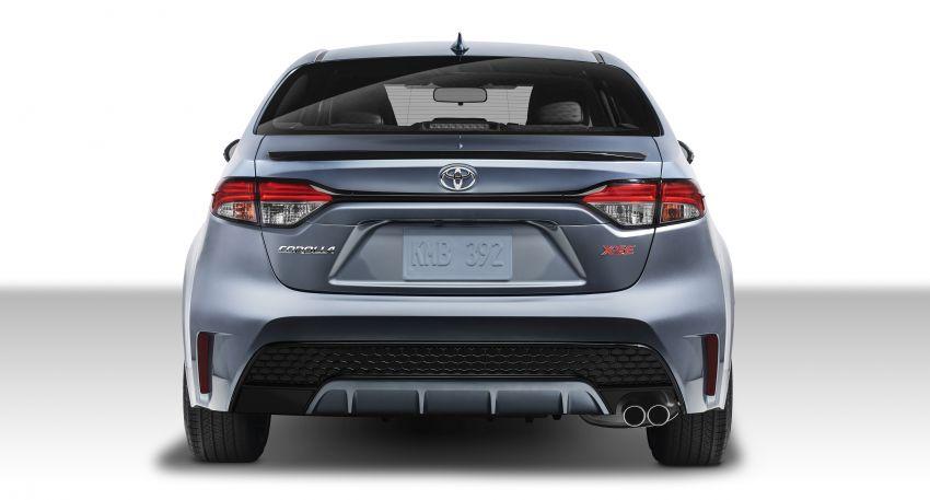 2019 Toyota Corolla sedan – 12th-gen makes its debut Image #889585
