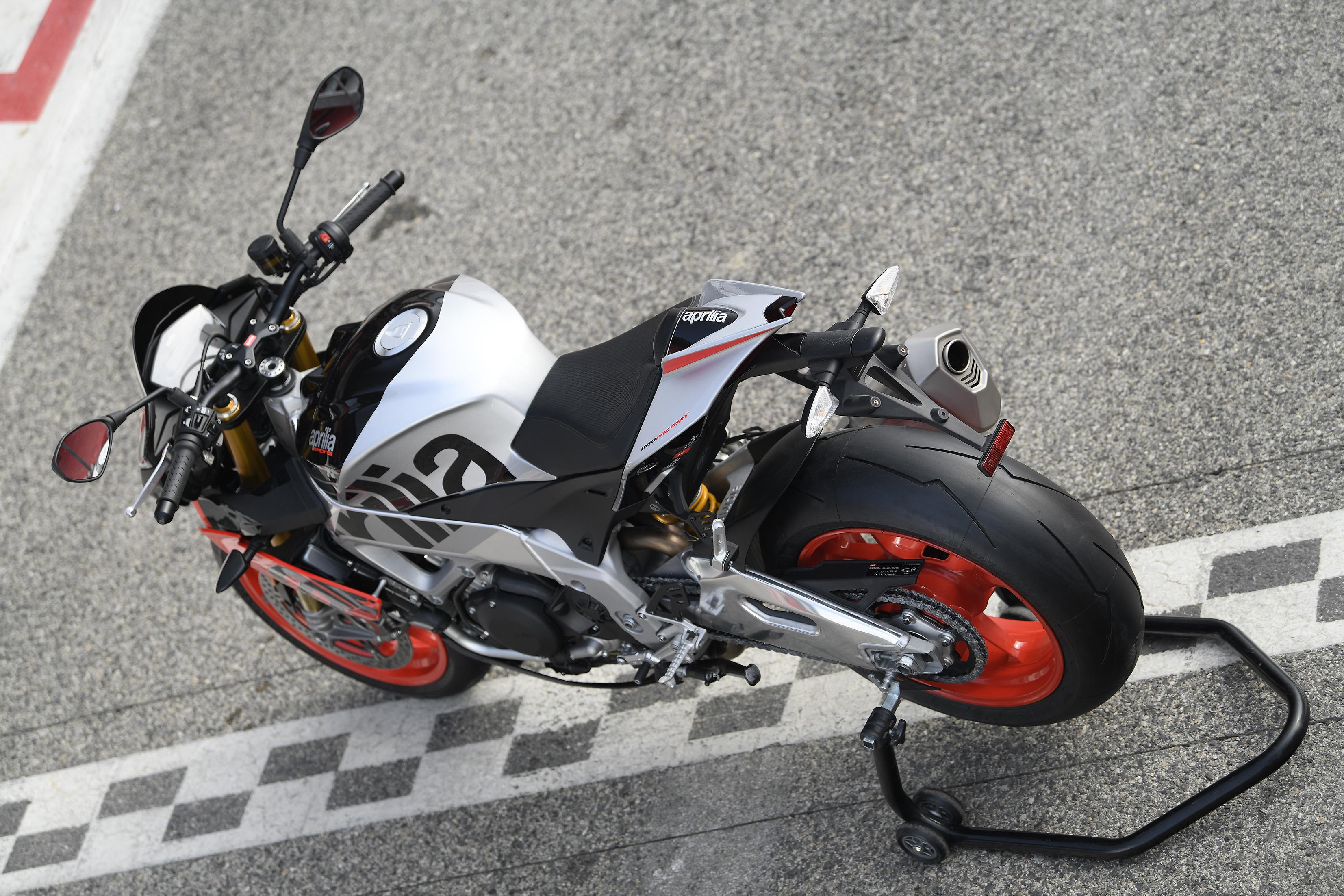 25 Tuono V4 1100 Factory Paul Tan S Automotive News