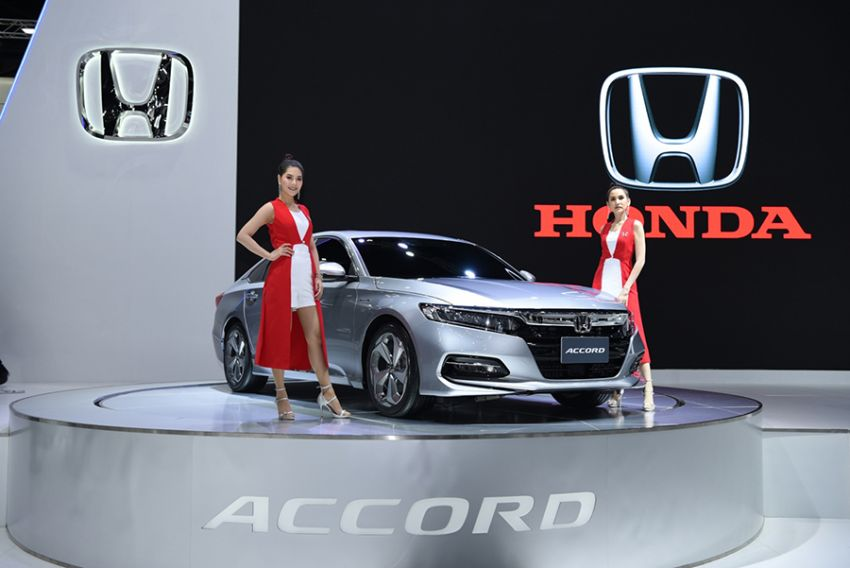 New Honda Accord previewed in Thailand, 2019 launch Image #896047