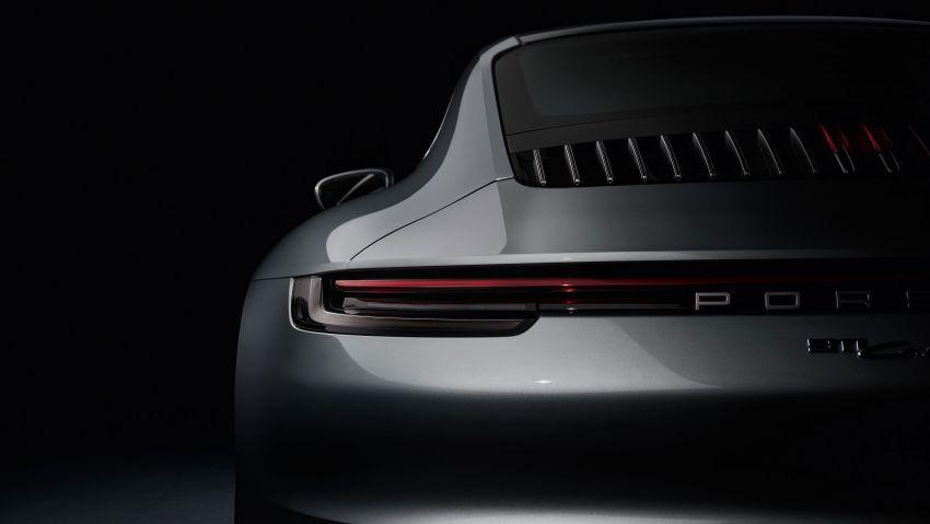 992 Porsche 911 revealed – new tech, 450 PS flat-six Image #895478