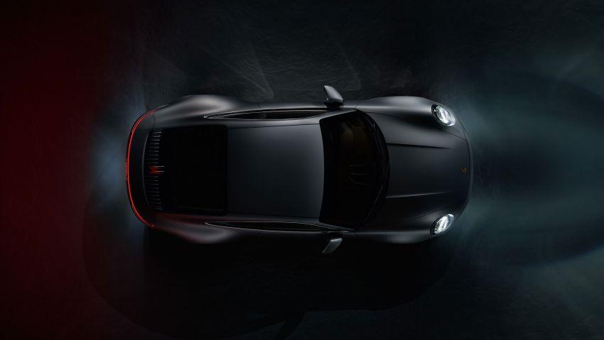 992 Porsche 911 revealed – new tech, 450 PS flat-six Image #895488
