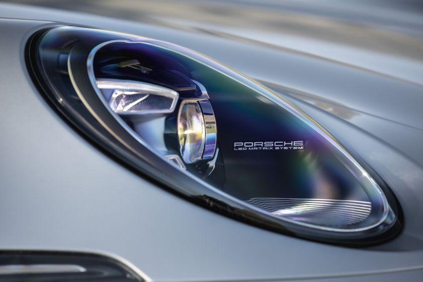 992 Porsche 911 revealed – new tech, 450 PS flat-six Image #895495