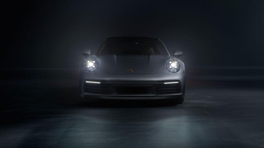 992 Porsche 911 revealed – new tech, 450 PS flat-six Image #895479