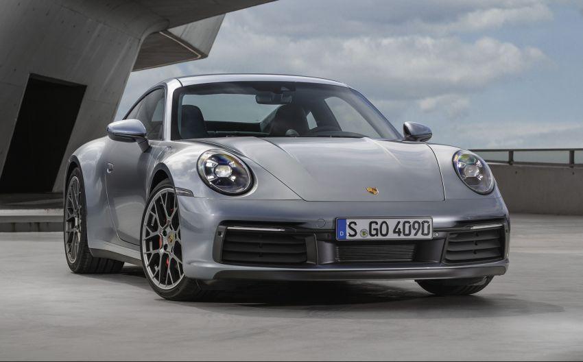 Porsche 911 generasi baharu didedahkan – enam silinder boxer, 450 PS, padat dengan teknologi terkini Image #895572