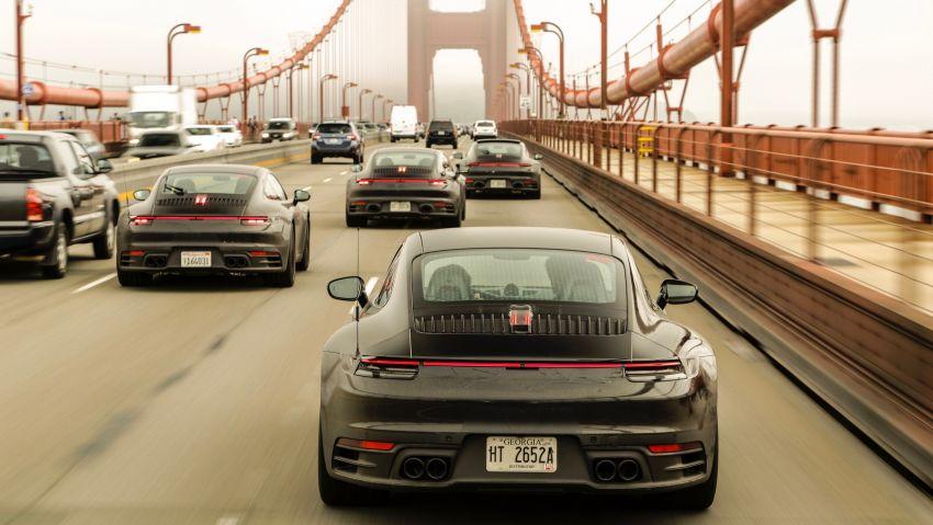 Porsche 911 gen-992 bocor menjelang pelancaran Image #893746