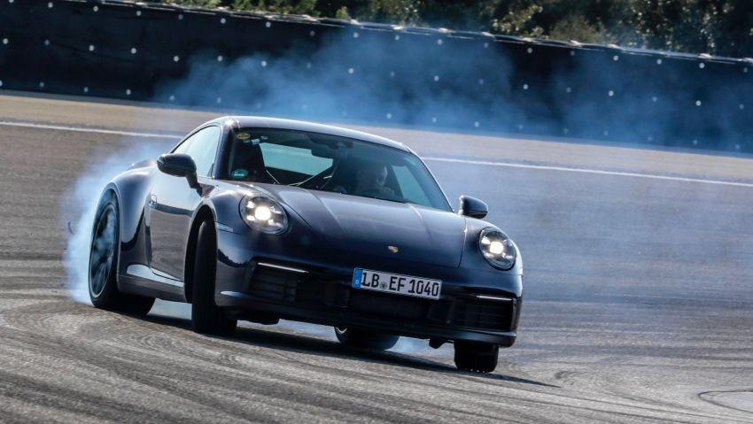 Porsche 911 gen-992 bocor menjelang pelancaran Image #893757
