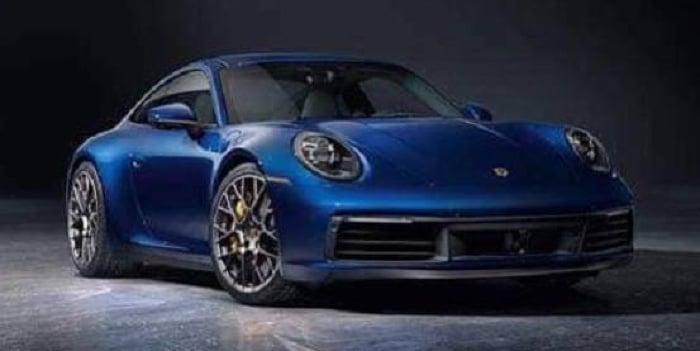 Porsche 911 gen-992 bocor menjelang pelancaran Image #893737