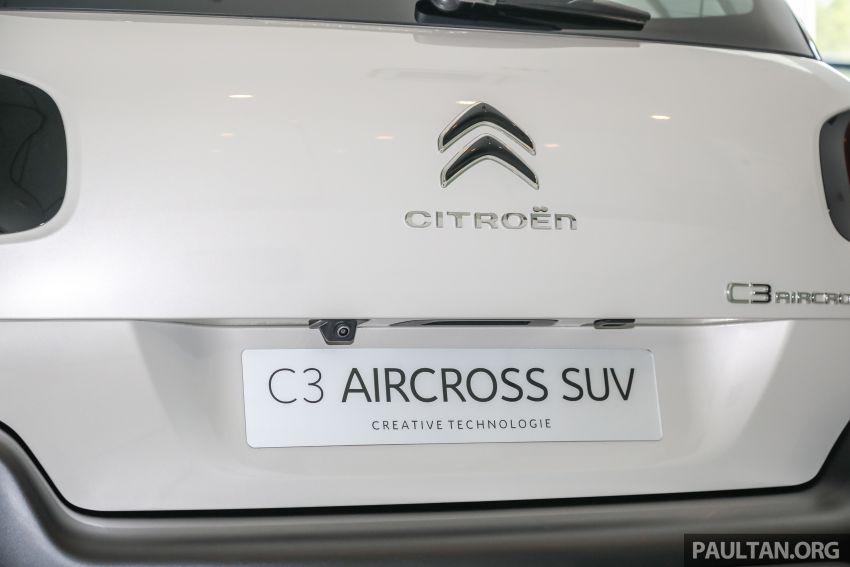 Citroen C3 Aircross Malaysia preview – 1.2 PureTech Image #884118