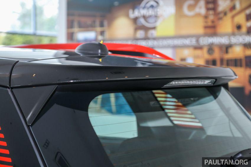 Citroen C3 Aircross Malaysia preview – 1.2 PureTech Image #884120
