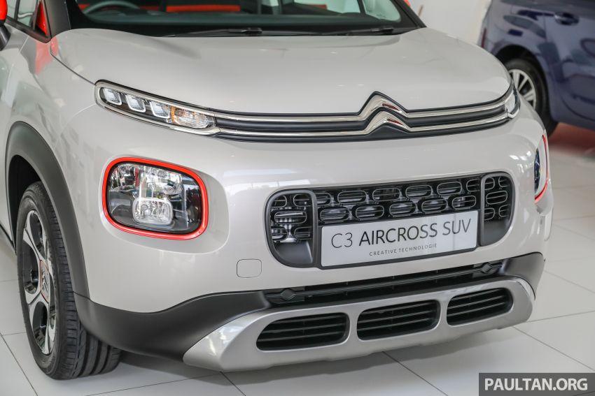 Citroen C3 Aircross Malaysia preview – 1.2 PureTech Image #884102