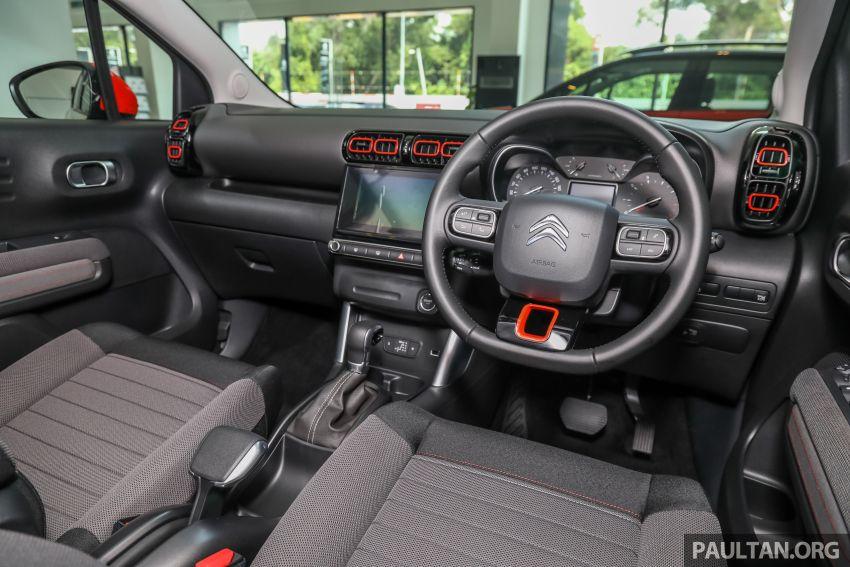 Citroen C3 Aircross Malaysia preview – 1.2 PureTech Image #884144