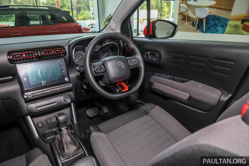 Citroen C3 Aircross Malaysia preview – 1.2 PureTech Image #884145