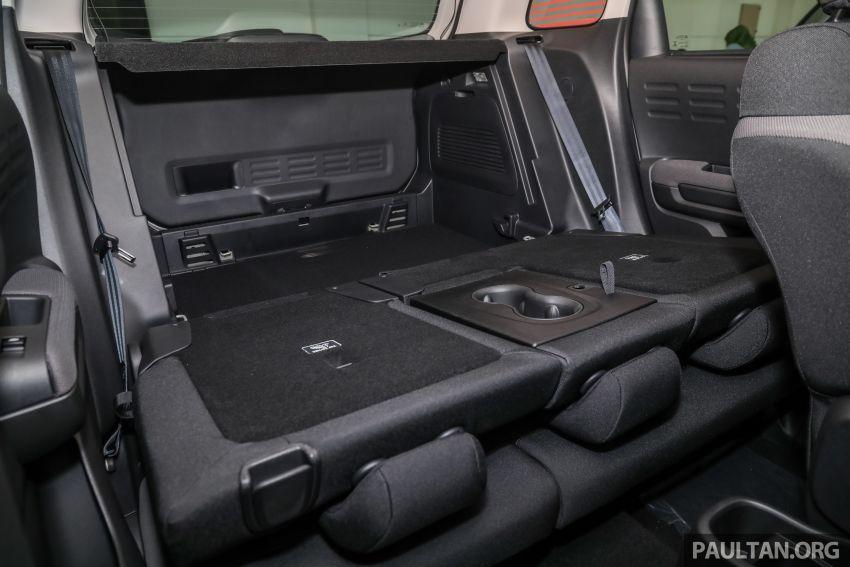Citroen C3 Aircross Malaysia preview – 1.2 PureTech Image #884157