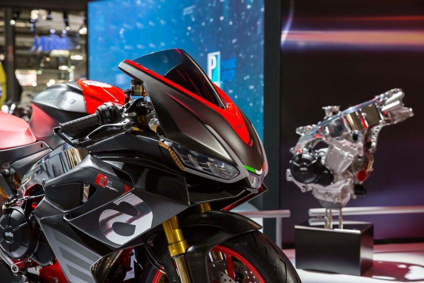 2018 EICMA: Aprilia shows RS 660 Concept sportsbike Image #885816