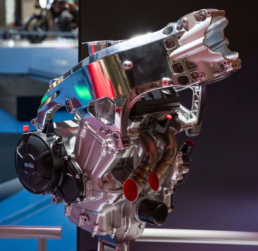 Aprilia Concept RS 660 guna enjin dua silinder 660 cc, aerodinamik boleh laras dan kelengkapan premium Image #885695