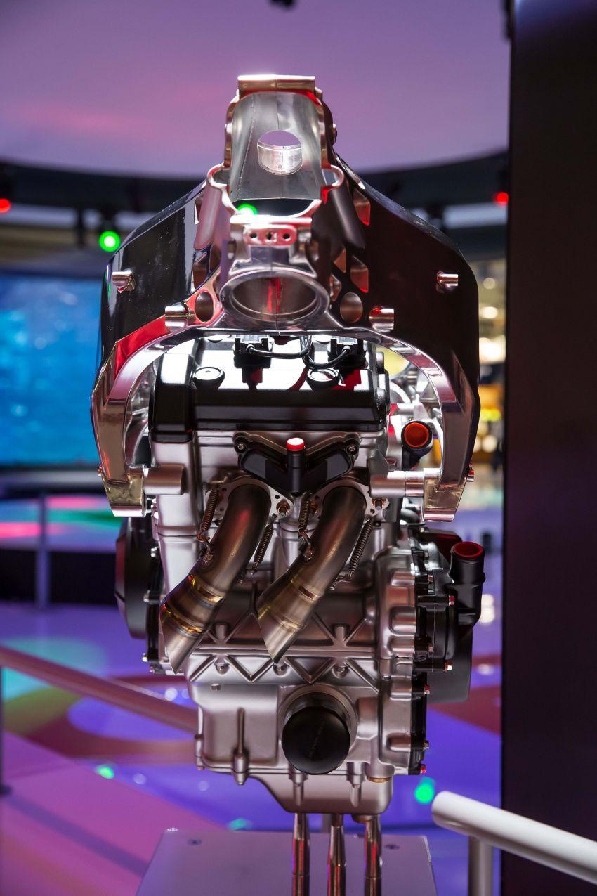 Aprilia Concept RS 660 guna enjin dua silinder 660 cc, aerodinamik boleh laras dan kelengkapan premium Image #885696