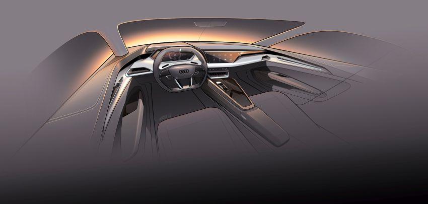 Audi e-tron GT concept debuts at Los Angeles Auto Show – 582 hp EV, production version due by end 2020 Image #896019