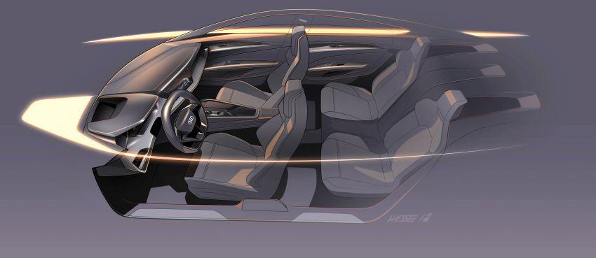 Audi e-tron GT concept debuts at Los Angeles Auto Show – 582 hp EV, production version due by end 2020 Image #896020