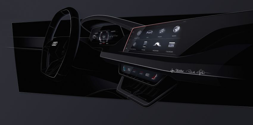 Audi e-tron GT concept debuts at Los Angeles Auto Show – 582 hp EV, production version due by end 2020 Image #896022