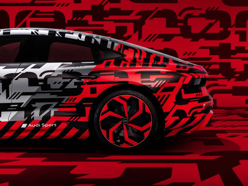 Audi e-tron GT concept debuts at Los Angeles Auto Show – 582 hp EV, production version due by end 2020 Image #896042
