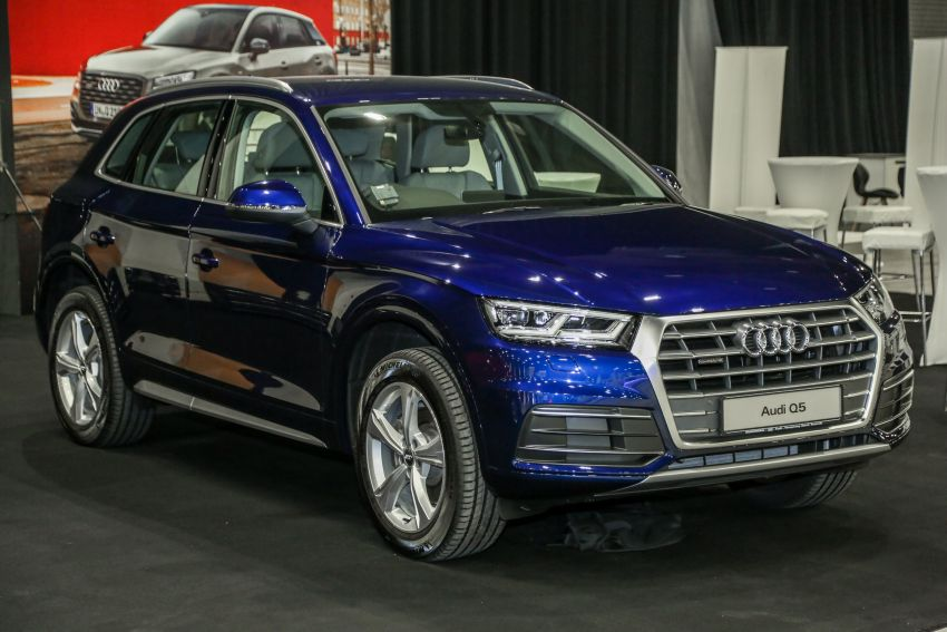 <em>paultan.org</em> PACE: New Audi Q5 2.0 TFSI quattro open for booking, coming in January, priced under RM360k Image #882749