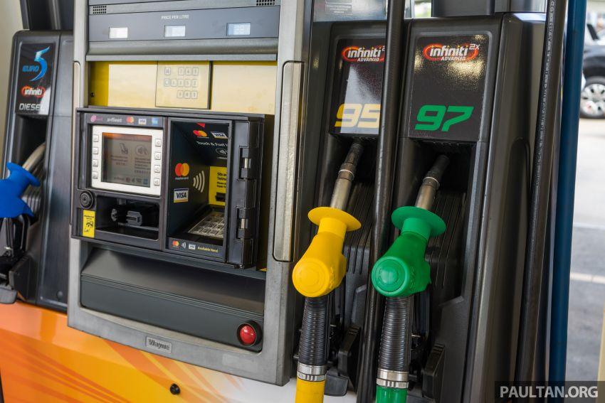 BHPetrol memperkenalkan petrol Infiniti baharu dengan aditif terkini – RON 95 dan 97, harga tidak naik Image #885774